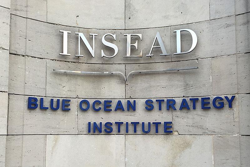 Kurs i styrearbeid med INSEAD